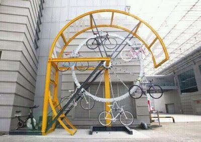ARQUITETANDO IDEIAS: Racks para bikes - equipamentos urbanos                                                                                                                                                                                 Mais
