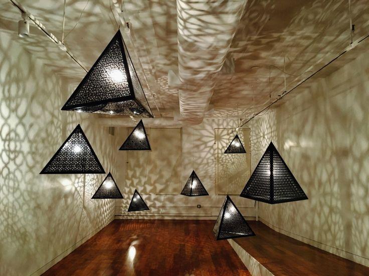 Anila Quayyum Agha - Artists - Aicon Gallery