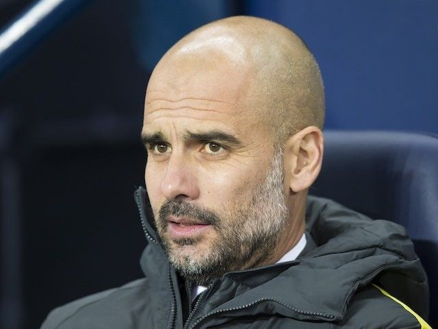 "Manchester City manager Pep Guardiola: ""Arsenal were lucky in first half"" #Arsenal #Manchester_City #Football"