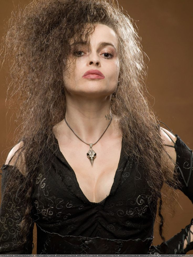 Evil or not, I love Bellatrix!