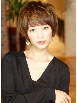 モダンヘアスタイル ミセス髪型ランキング : pinterest.com