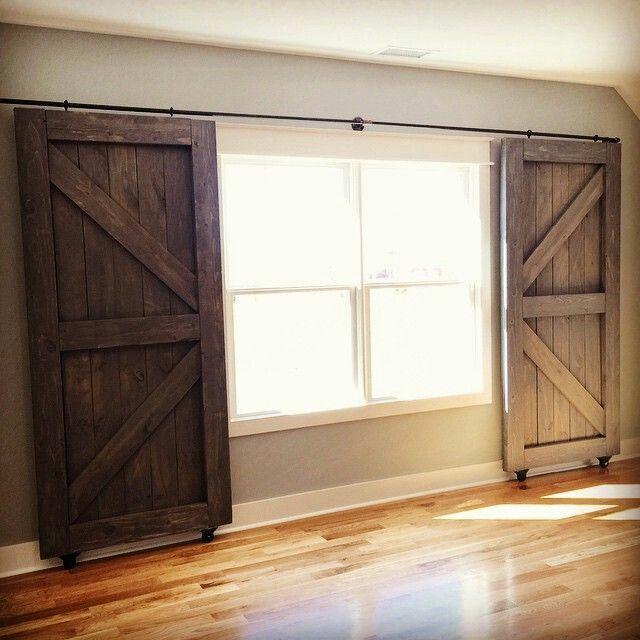 Barn Door Window Covering.Barn Door Shutters Barn Door Window Door Window Covering