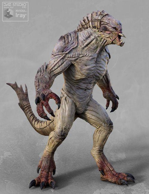 Res Mortifera 3d Monsters For Daz Studio 3d Characters