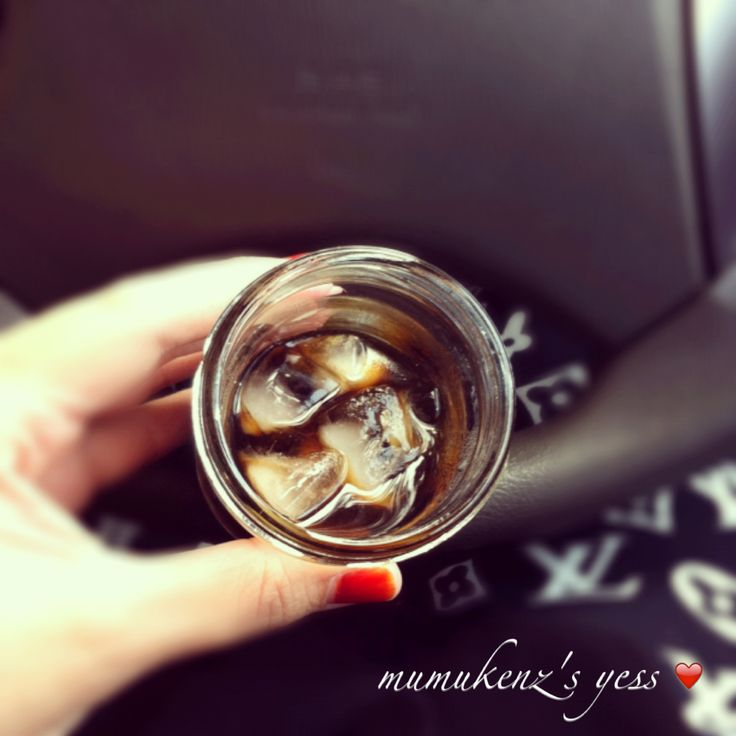 "my ""ColdBrew Sidikalang Ice Coffee"" yess"