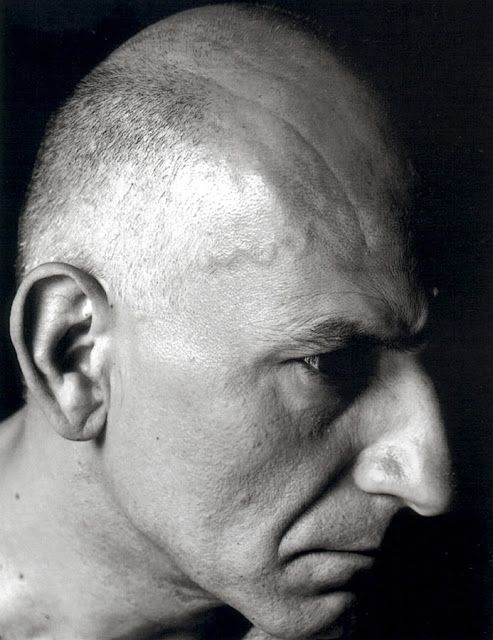 Ben Kingsley in Ghandi made a HUGE impression on me when I saw it in '82. He WAS Ghandi!