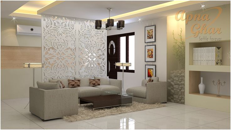 Get design inspiration for your own home, or your dream house, from these open floor plan apartments that let in sunlight but keep...  Explore more at: http://www.apnaghar.co.in/ Call Toll-Free No.- 1800-102-9440 Email: support@apnaghar.co.in #livingroom #interiors #design