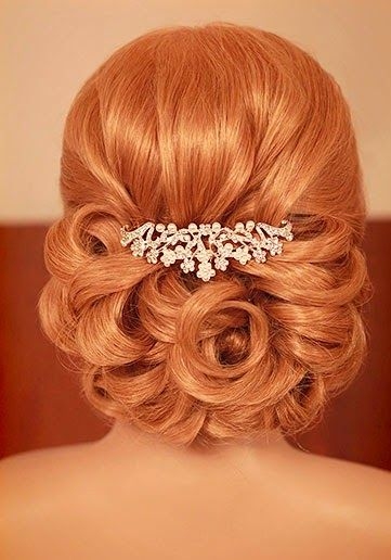 Hairstyle evening summer New  #evening #hairstyle #summer