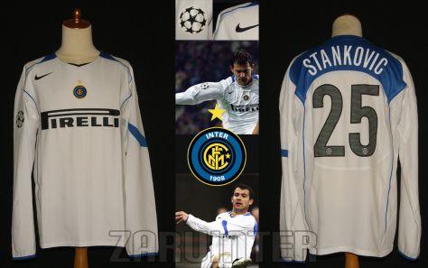 FC Inter | away jersey | 2004-05