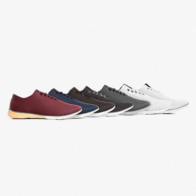 Muro.exe Smart Tech Sneakers
