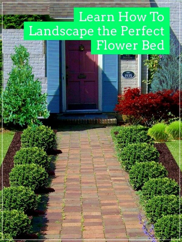 Perfect Flower Bed Ideas Front Yard And Backyard Flower Beds