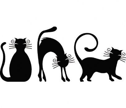 fotos de vuestros vinilos de gatos