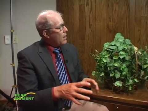 The Straight Poop on Sustainable Farming w/Joel Salatin. He's always so inspirational!