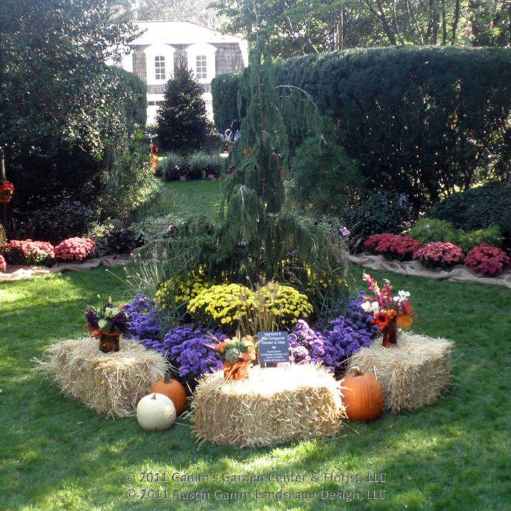 2011 Vines U0026 Vignettes   Octagonal Alee Garden By Ganimu0027s Garden Center U0026  Florist, LLC
