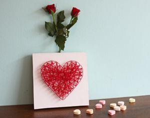 Moederdag, Vaderdag of Valentijn knutselen