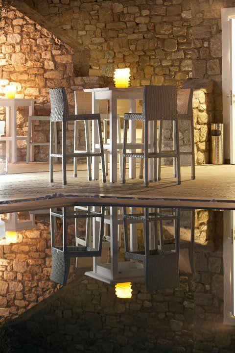 Inside Rocabella... @ Rocabella Mykonos Art Hotel & SPA