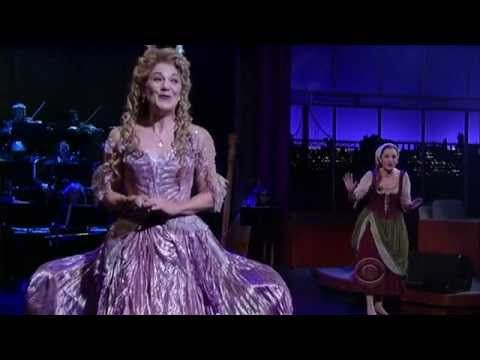 "▶ RODGERS AND HAMMERSTEIN'S CINDERELLA (Broadway) - ""Impossible""/""Ten Minutes Ago"" [LIVE @ Letterman] - YouTube"