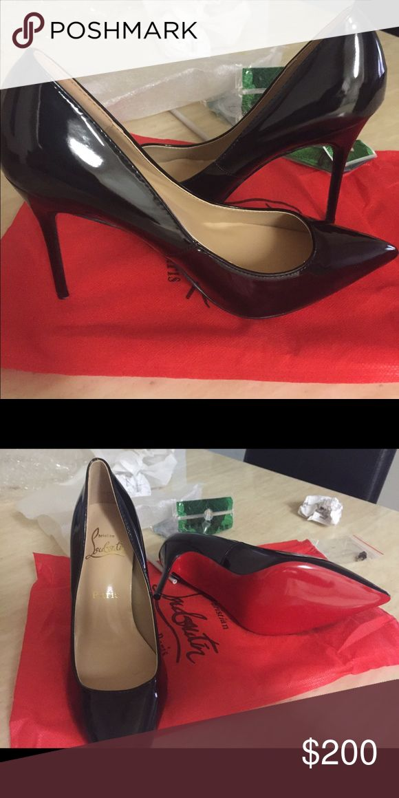 New red bottom shoes price reflect auth Red bottom shoes Christian Louboutin Shoes