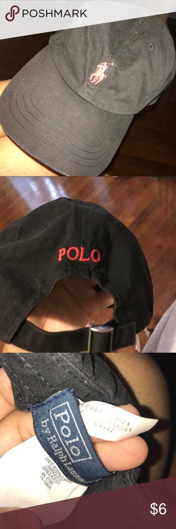 Authentic Polo Ralph Lauren Hat! Authentic real Ralph Lauren Hat , has sign of wear . Final sale Polo by Ralph Lauren Accessories Hats
