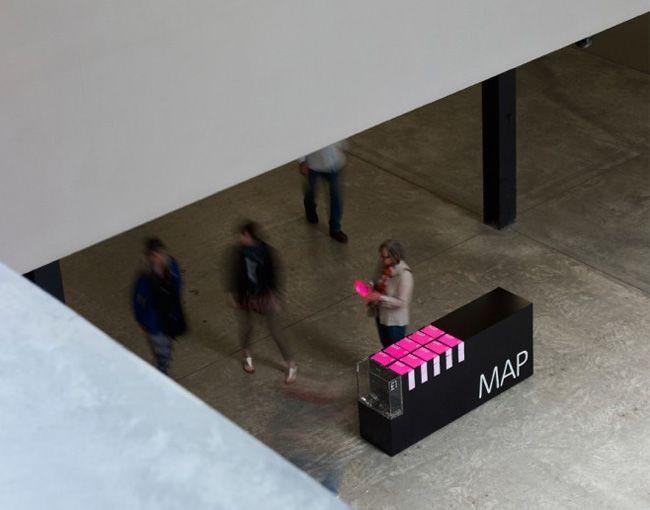 pink: Visitor Maps, Google Search, Modern Wayfind, Environmental Design, Tate Modern, Cartlidg Life, Signage Wayfind, Studios Myerscough, Modern Visitor
