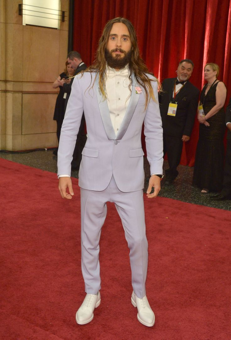 Awesome Red Carpet Fashion Jared Leto, 2015... Check more at http://24myshop.tk/my-desires/red-carpet-fashion-jared-leto-2015-2/