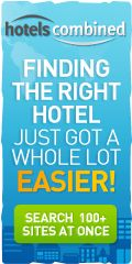 World's leading hotel price comparison.HotelsCombined finds the best hotel deals from all major travel websites with one quick and easy search.No fees,no mark-up-100% free.Since 2005 we have worked hard to create the world's leading hotel discovery and price comparison experience. HotelsCombined is free to use and is visited by over 100 million people every year.search over 2 million hotel deals in over 120,000 destinations