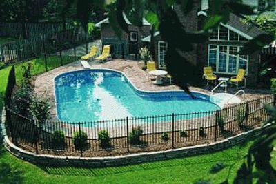 Inground Swimming Pools Gallery