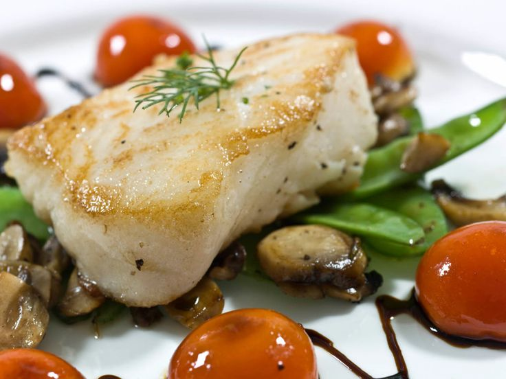 baked cod with thyme | blood sugar solution dr. mark hyman