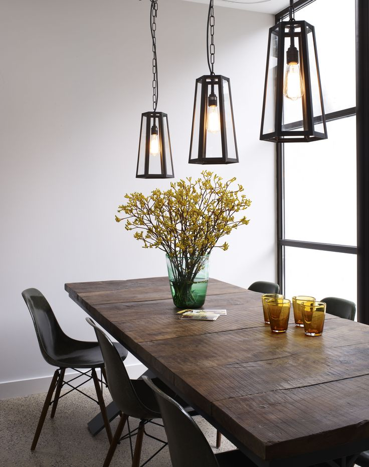 7651 Hex Pendant By Davey Lighting