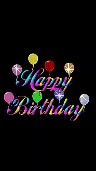 Happy Birthday ! I hope you have an Awesome Special Day !