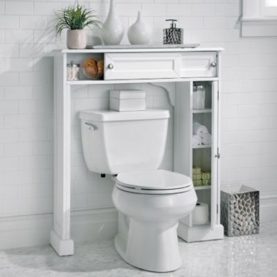 best 10 bathroom cabinets over toilet ideas on pinterest toilet storage over toilet storage. Black Bedroom Furniture Sets. Home Design Ideas