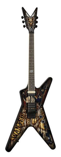 Dean Guitars - Dimebag Wanted ML