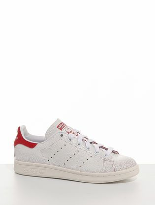 Baskets & Tennis Adidas Stan Smith #asapparis #asap #paris #street #fashion #trend #trainers #sneakers #stansmith #red #adidas #classic #shoes #white