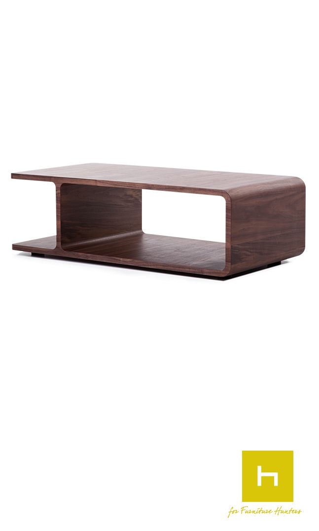 The unique design of the Basia Coffee Table is both elegant and functional and will fit with a variety of different styled homes. #furniturehunters #coffeetable