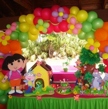 43 best dora birthday images on Pinterest Ideas para fiestas