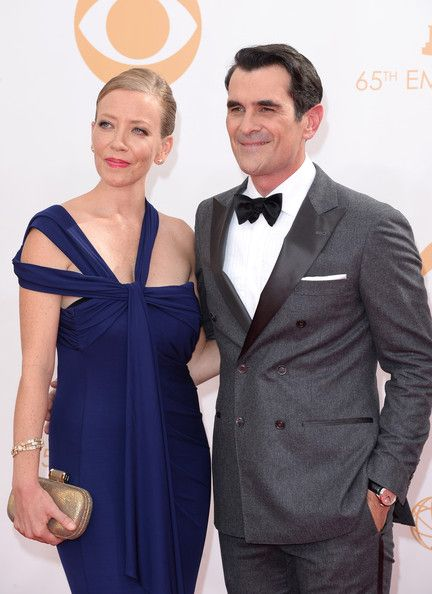Holly Burrell - Arrivals at the 65th Annual Primetime Emmy Awards — Part 3