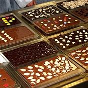 Schokolade selber machen: Gießen Sie im Rausch SchokoLand in Peine Ihre eigenen Schokoladentafeln