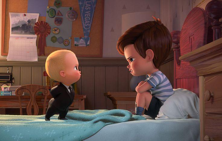 1jour1actu a adoré le film Baby Boss, un dessin animé drôle et bourré d'aventures.