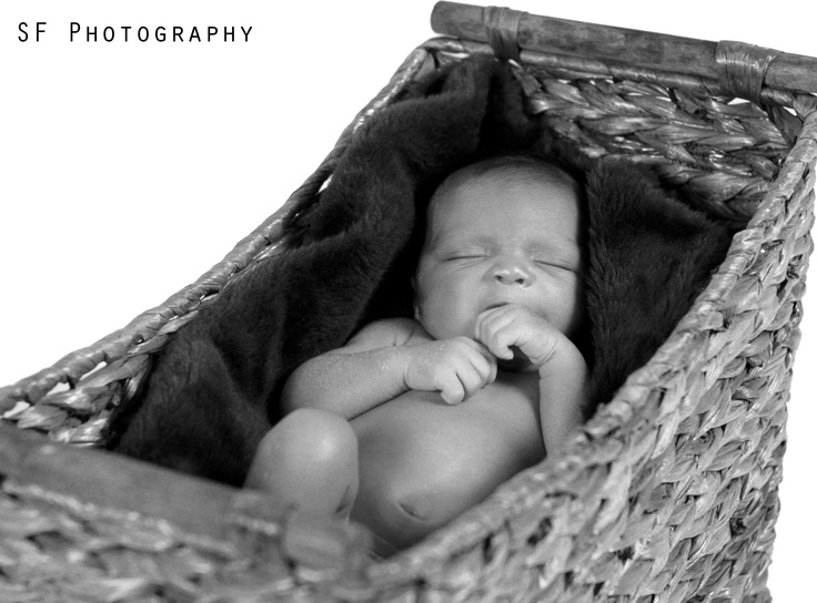 Little bundle of joy, New born photo shoot