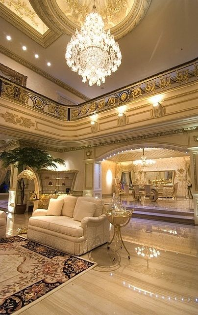 1000 ideas about luxury homes interior on pinterest for Dining room 640x1136