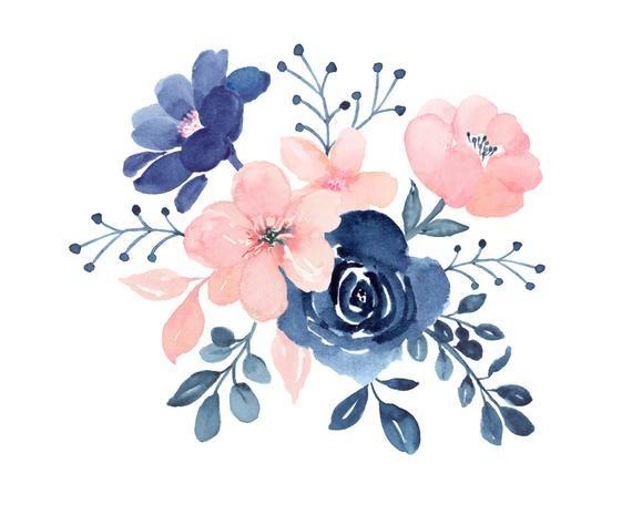 Easy Watercolor Flowers Step By Step Tutorial Watercolor Flowers