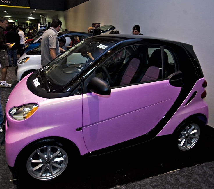 own a Smart Car