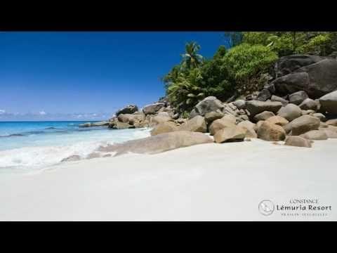 Constance Lemuria #wyspa Praslin #Seszele #film