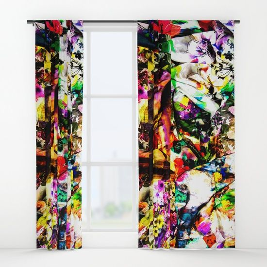 #New #art #objects  #society6 #colorful #shopping #sales #love #kidspaintingl #kids #painting #gift #ideas #curtains