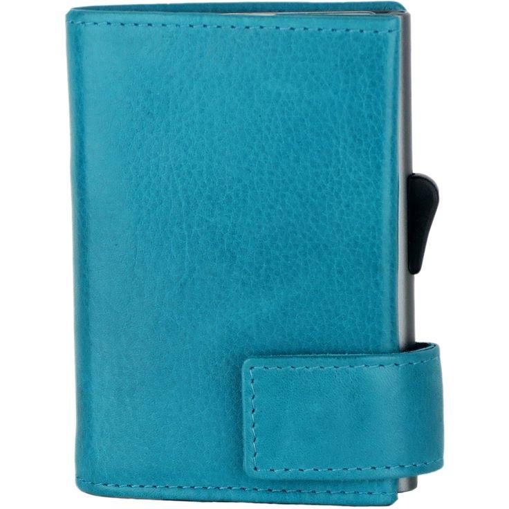 Card Guard Geldbörse mit Kreditkartenschutz Braun Portemonnaie Geldbeutel