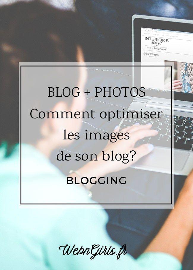 4 bonnes pratiques à adopter pour optimiser les images de son blog, diminuer les temps de chargement et améliorer son SEO!