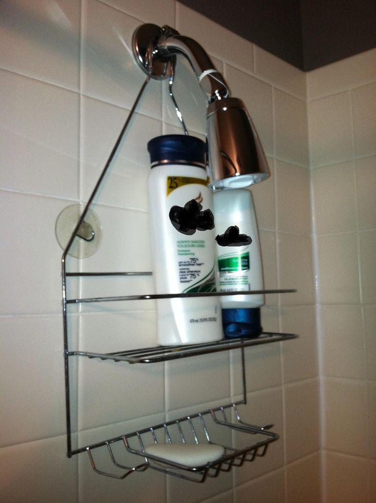 1 Life Hack For Sliding Shower Caddy Basement Bathroom