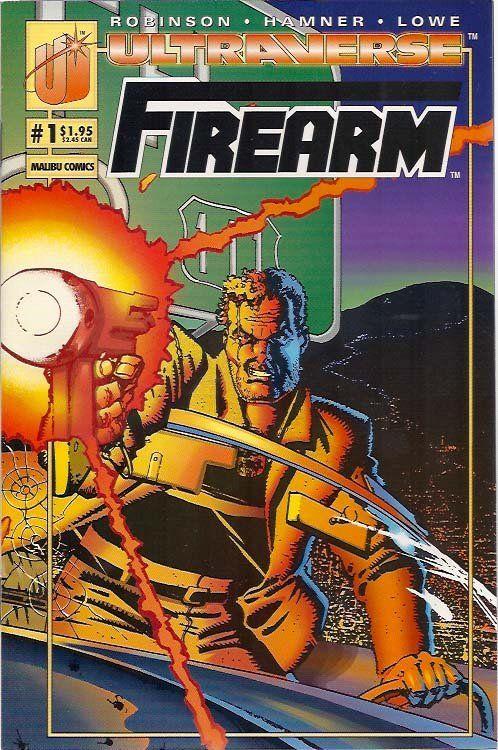 Firearm 1AU    Boeken / Comics, Comics, Firearm www.detoyboys.nl