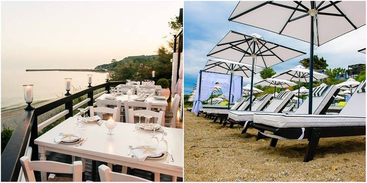 "OCEAN 6 BEACH BAR.  Εσείς που προτιμάτε να ""αράξετε""; Στην παραλία με θέα το Θρακικό πέλαγος, να πίνετε τα πιο δροσερά cocktail ή πάνω στην Ai Giorgis Tavern - Alexandroupolis"