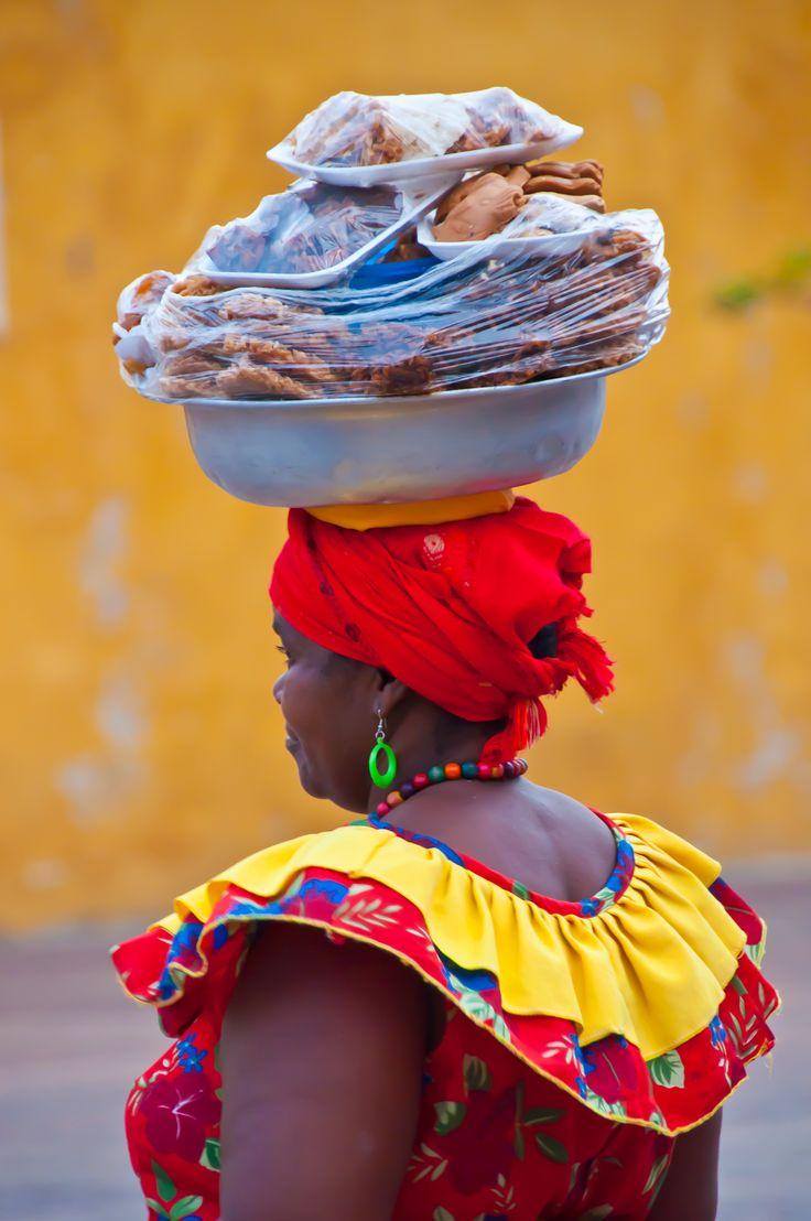 La dulce de Cartagena