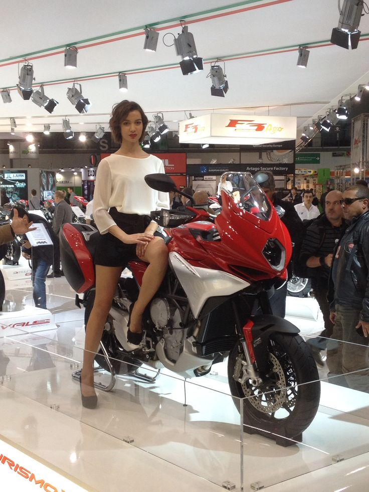New MV Agusta Turismo Veloce 800 at EICMA 2013